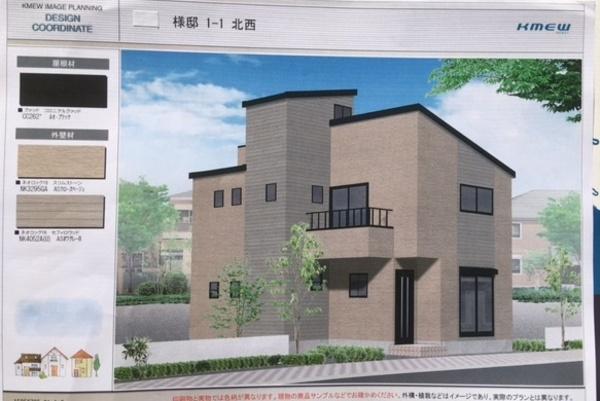 越谷市の新築のプラン、草加市の全面改装リフォームプランボードを作成、ご提案します。