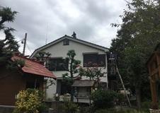草加市U様邸 屋根修理