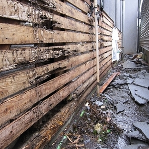 八潮市 T社様 外壁修理工事